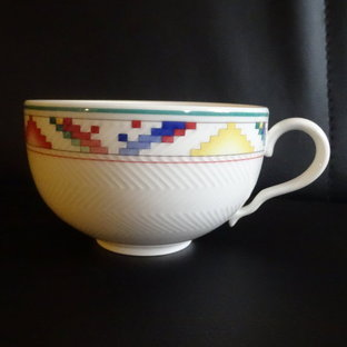 Villeroy & Boch Indian Look: Teetasse / Tasse