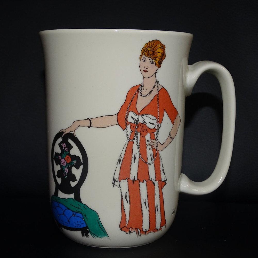 Villeroy Boch Design 1900 Henkelbecher Kaffeebecher 4 Www