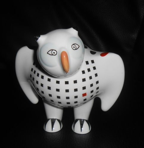 Villeroy & Boch Animal Park: Eule / Night Owl ca 15 cm